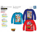 wholesale Fashion & Apparel: YOKAI WATCH - 100%  coton Long Sleeve T-Shirt