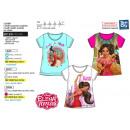 Großhandel Lizenzartikel: ELENA VON Avalor - T-Shirt kurze Ärmel 100% c