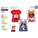 Minnie - T-Shirt manica corta 100% cotone