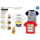 wholesale Licensed Products: Minions - T-Shirt short sleeve full print 100