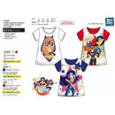 DC SUPER HERO GIRLS - Short T-Shirt 10