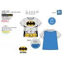 Batman - T-Shirt a manica corta con mantello 100%