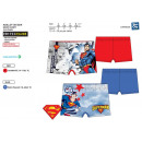 ingrosso Ingrosso Abbigliamento & Accessori: Superman - boxer  bath sublime dev 85% poliestere /