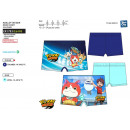 YOKAI WATCH - sublimated bath boxer 85% polyester