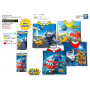 Super Wings - badcape kap 100% polyester