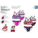Minnie - bikini in box henri 85% polyester / 15
