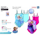 grossiste Articles sous Licence: FROZEN - bain 1pc sublime frou 85% polyester / 15