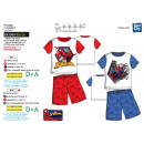 Spiderman - pyjacourt T-Shirt & sh prints 100%