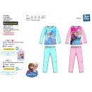 frozen - 100% coton long pajamas