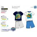 Paw Patrol - pyjacourt T-Shirt & sh 100% katoe