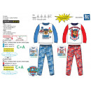 Paw Patrol - long pajamas prints 100% coton
