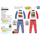 Cars - long pajamas prints 100% coton