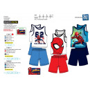 Spiderman - pyjacourt deb & sh 100% cotone