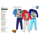 YOKAI WATCH - 100% coton long pajamas
