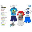 grossiste Vetement et accessoires: BEYBLADE -  pyjacourt t-shirt & sh 100% coton