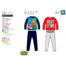 SUPER WINGS - pyjama long 100% coton