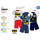Batman - pyjacourt T-Shirt & sh 100% cotone