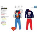 Superman - 100% coton long pajamas