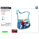 Spiderman - messenger bag 28x20x7 100% polyester