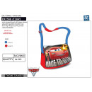 Cars - messenger bag 28x20x7 100% polyester