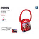 wholesale School Supplies: Spiderman - 100% polyester sport bag