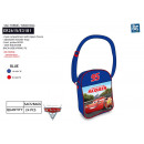 wholesale School Supplies: Cars - 100% polyester sport bag