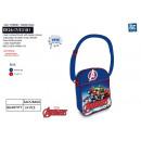 wholesale School Supplies: Avengers CLASSIC -  100% polyester sport bag