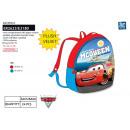 Großhandel Lizenzartikel: Cars - Rucksack Tasche 100% Polyester
