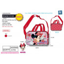 Minnie - backpack bag 90% pe10% pvc
