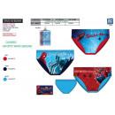 ingrosso Ingrosso Abbigliamento & Accessori: SPIDER MOVIE - Kit 3 slip 100% cotone