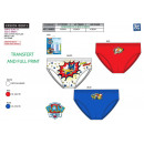 Großhandel Lizenzartikel: Paw Patrol - 3er - Pack Slip 100% Baumwolle