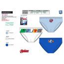 wholesale Lingerie & Underwear: Avengers CLASSIC -  box of 3 briefs 100% coton