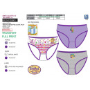 wholesale Underwear: TANGLED series - box of 3 panties 100% coton
