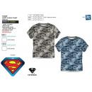Superman - T-Shirt kurze Ärmel 100% Baumwolle