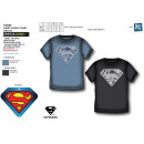 Superman - Short Cuff T-Shirt 100% coton