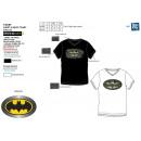 wholesale Licensed Products: Batman - Short sleeve T-Shirt collar v 100% c