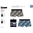 wholesale Dresses: Superman - lot 2 boxers 89% pes 11% ela
