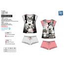Minnie -Bundle 2 rész & rövidnadrág T-Shirt 10