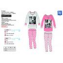 nagyker Licenc termékek: Minnie 2 db-os készlet T-Shirt és nadrág 100% C