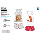 wholesale Shirts & Tops: CARE BEARS - BISOUNOURS - set top & shor