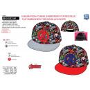 Avengers CLASSIC - Cap 100% Polyester sublimierte