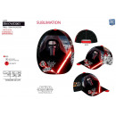 Star Wars VII - 100% polyester sublime cap