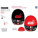 STAR WARS VII - casquette sublimee 100% polyester