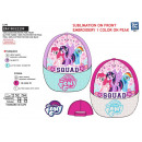 wholesale Headgear: My Little Pony -  100% polyester sublimated cap