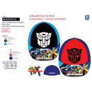 wholesale Headgear: Transformers MOVIE  - sublimated 100% polyester cap