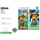 wholesale Licensed Products: Paw Patrol - beach towel 100% polyester