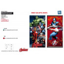 Avengers CLASSIC - 100% polyester beach towel