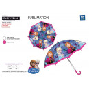 frozen - umbrella d: 69 100% polyester