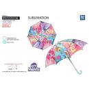 Großhandel Kinder- und Babyausstattung: My Little Pony -  Regenschirm von 69 100% Polyester