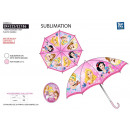 wholesale Bags & Travel accessories: Princess -  umbrella d: 69 100% polyester